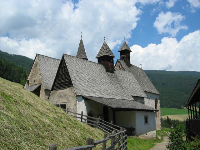 Foto: pepi4813 / Wander Tour / Von Villanders über Dreikirchen zur Villanderer Alm / Dreikirchen / 19.07.2009 20:55:58