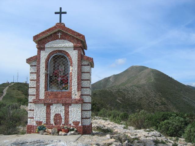 Foto: pepi4813 / Wander Tour / Von Borghetto Santo Spirito auf den Monte Croce / Monte Piccardo / 19.07.2009 21:14:09