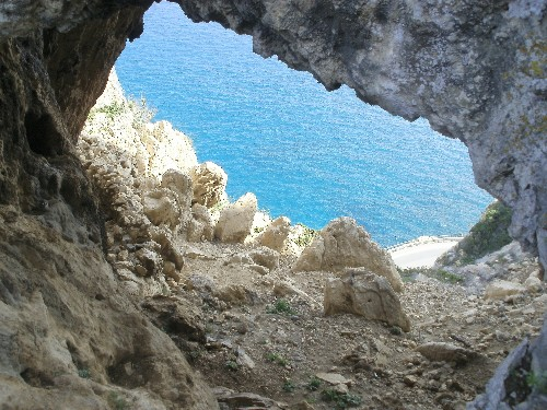 Foto: Alpina / Wander Tour / Küstenwanderung von Varigotti nach Noli / Abstecher zur