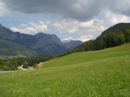 Foto: hofsab / Mountainbike Tour / Ausseer Seentour über Klaushöfl (1198 m) / Gschlößl Richtung Grundlsee / 26.08.2009 12:33:53
