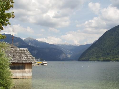 Foto: hofsab / Mountainbike Tour / Ausseer Seentour über Klaushöfl (1198 m) / am linken Grundlseeufer entlang / 26.08.2009 12:35:07