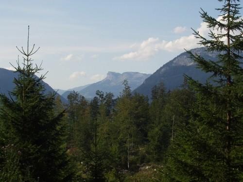 Foto: hofsab / Mountainbike Tour / Ausseer Seentour über Klaushöfl (1198 m) / Auffahrt nach Klaushöfl / 26.08.2009 12:36:47