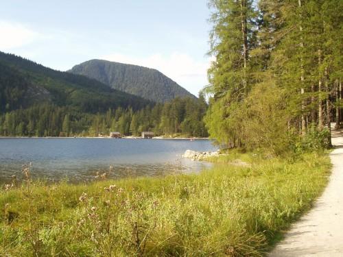 Foto: hofsab / Mountainbike Tour / Ausseer Seentour über Klaushöfl (1198 m) / am Ödensee / 26.08.2009 12:37:22