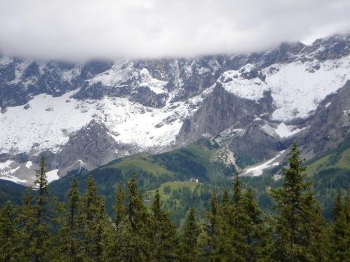 Foto: hanna84 / Wander Tour / Auf den Rittisberg / Heute leider keine Sicht auf den Dachstein / 20.07.2009 20:53:06