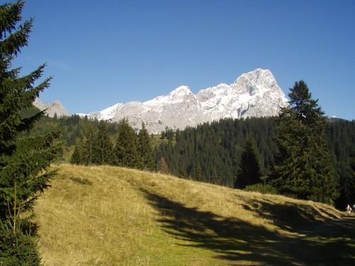 Foto: hofsab / Mountainbike Tour / Filmooser Almentour über Hofalmen und Sulzenalm (1612 m) / 26.08.2009 12:42:13
