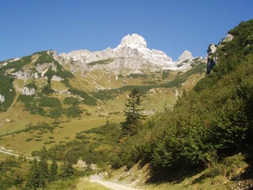 Foto: hofsab / Mountainbike Tour / Filmooser Almentour über Hofalmen und Sulzenalm (1612 m) / bei der Arzbergalm / 26.08.2009 12:40:41