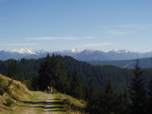 Foto: hofsab / Mountainbike Tour / Filmooser Almentour über Hofalmen und Sulzenalm (1612 m) / 26.08.2009 12:41:24
