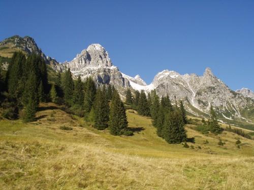 Foto: hofsab / Mountainbike Tour / Filmooser Almentour über Hofalmen und Sulzenalm (1612 m) / Überfahrt zur Rettenegghütte / 26.08.2009 12:42:01