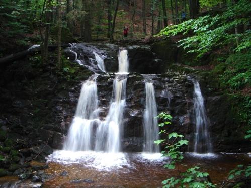 Foto: hanna84 / Wander Tour / Naturerlebnisweg Teufelsgraben / Wildkarwasserfall / 20.07.2009 21:21:40