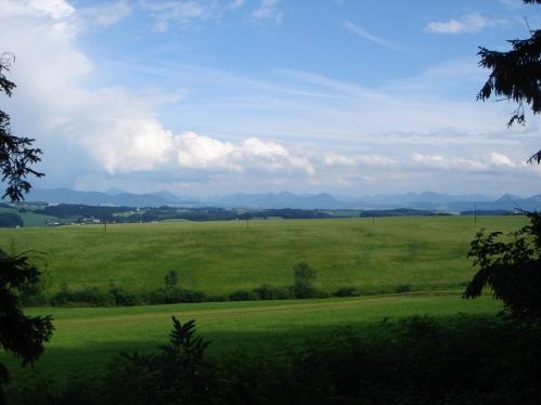 Foto: hanna84 / Wander Tour / Naturerlebnisweg Teufelsgraben / Voralpenland vom Ghf. Schiessentobel / 20.07.2009 21:20:52