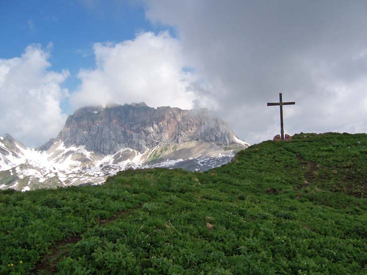 Foto: vince 51 / Wander Tour / Erdgeschichtliche Rundwanderung / Rote Wand (vom Formaletsch-Gipfel) / 22.07.2009 22:03:50