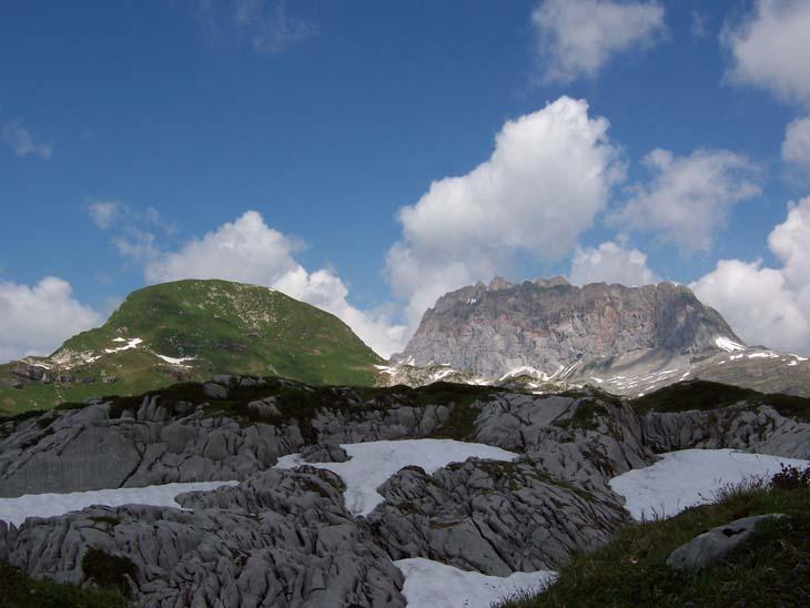 Foto: vince 51 / Wander Tour / Erdgeschichtliche Rundwanderung / Rote Wand und Formaletsch / 22.07.2009 22:04:44