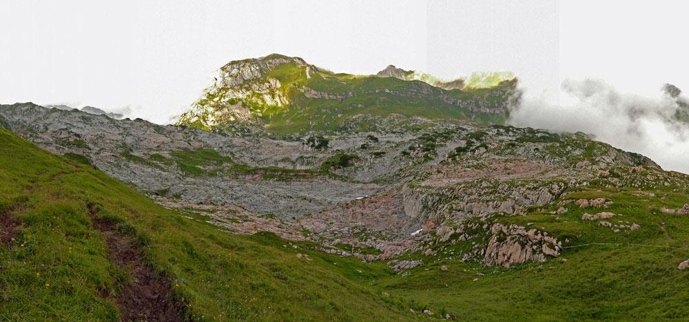 Foto: vince 51 / Wander Tour / Erdgeschichtliche Rundwanderung / Im Steinernen Meer / 22.07.2009 22:10:22