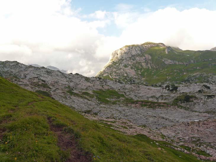 Foto: vince 51 / Wander Tour / Erdgeschichtliche Rundwanderung / Im Steinernen Meer / 22.07.2009 22:06:32
