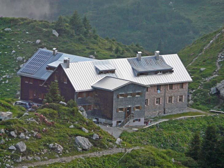 Foto: vince 51 / Wander Tour / Erdgeschichtliche Rundwanderung / Freiburger Hütte / 22.07.2009 21:57:32