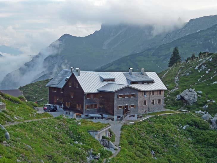 Foto: vince 51 / Wander Tour / Erdgeschichtliche Rundwanderung / Freiburger Hütte / 22.07.2009 21:57:09