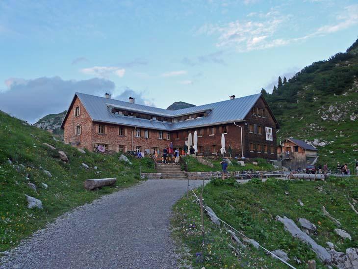 Foto: vince 51 / Wander Tour / Erdgeschichtliche Rundwanderung / Freiburger Hütte / 22.07.2009 21:56:52