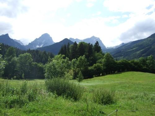 Foto: hofsab / Mountainbike Tour / Huttererböden (1404 m) von Hinterstoder über Steyerbergerreith / Start in Hinterstoder / 25.08.2009 13:03:06