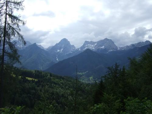 Foto: hofsab / Mountainbike Tour / Huttererböden (1404 m) von Hinterstoder über Steyerbergerreith / der Große Priel / 25.08.2009 13:03:55
