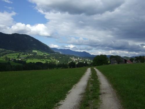 Foto: hofsab / Mountainbike Tour / Huttererböden (1404 m) von Hinterstoder über Steyerbergerreith / 25.08.2009 13:05:09