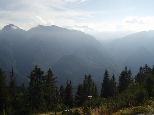 Foto: hofsab / Mountainbike Tour / Rund um und auf den Rauschberg (1645 m) / 26.08.2009 12:50:53