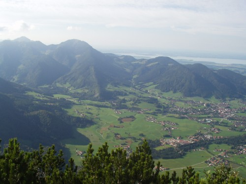 Foto: hofsab / Mountainbike Tour / Rund um und auf den Rauschberg (1645 m) / 26.08.2009 12:51:00