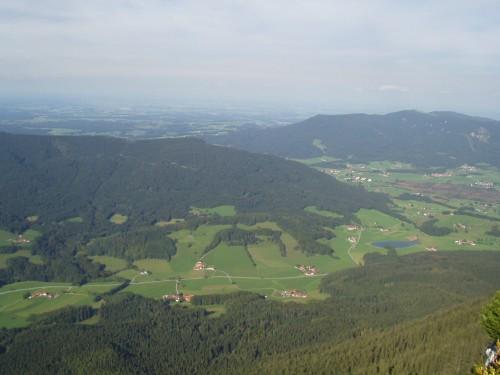 Foto: hofsab / Mountainbike Tour / Rund um und auf den Rauschberg (1645 m) / 26.08.2009 12:50:24