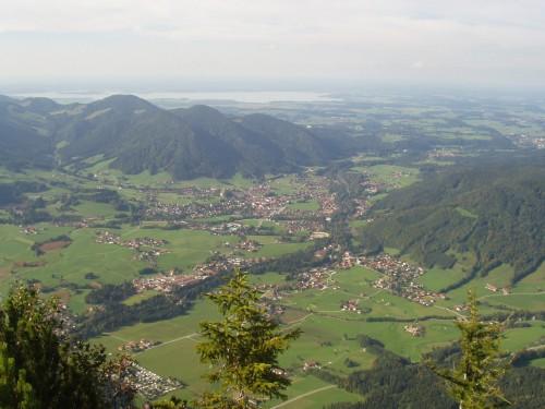 Foto: hofsab / Mountainbike Tour / Rund um und auf den Rauschberg (1645 m) / 26.08.2009 12:50:43