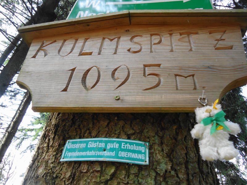 Foto: Günter Siegl / Wander Tour / Von Oberwang auf die Kulmspitze / 03.05.2015 13:20:02