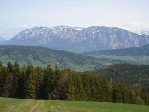 Foto: hanna84 / Wander Tour / Von Oberwang auf die Kulmspitze / Höllengebirge / 24.07.2009 20:22:50