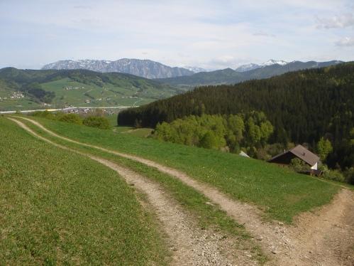 Foto: hanna84 / Wander Tour / Von Oberwang auf die Kulmspitze / 24.07.2009 20:20:25