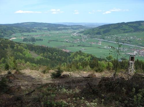 Foto: hanna84 / Wander Tour / Von Oberwang auf die Kulmspitze / 24.07.2009 20:28:35