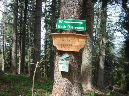 Foto: hanna84 / Wander Tour / Von Oberwang auf die Kulmspitze / 24.07.2009 20:28:18