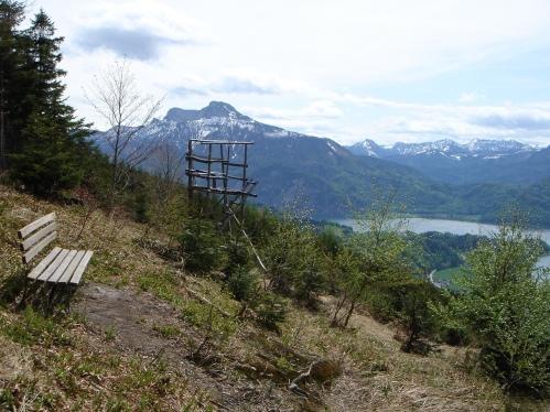 Foto: hanna84 / Wander Tour / Von Oberwang auf die Kulmspitze / Schöne Aussicht / 24.07.2009 20:27:40