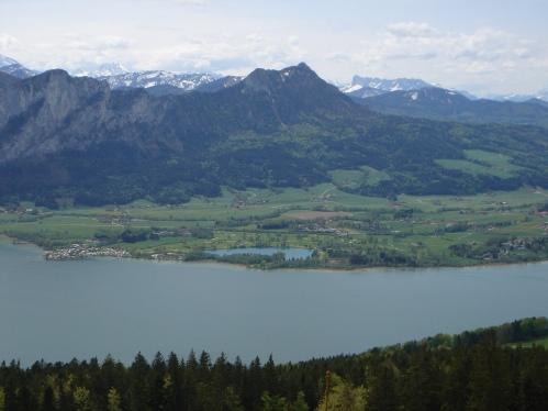 Foto: hanna84 / Wander Tour / Von Oberwang auf die Kulmspitze / Drachenwand und Schober / 24.07.2009 20:27:24