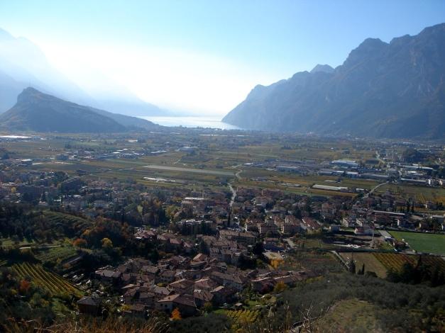 Foto: Manfred Karl / Kletter Tour / Familienklettern am Monte Baone / Gardasee / 24.07.2009 23:38:19