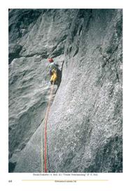 Foto: Kurt Schall / Kletter Tour / Große Verschneidung / 28.07.2009 08:24:10