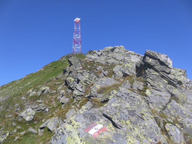 Foto: Wolfgang Lauschensky / Wander Tour / Gamskarlspitze (2411m) / Plattenspitze / 24.08.2012 19:18:14