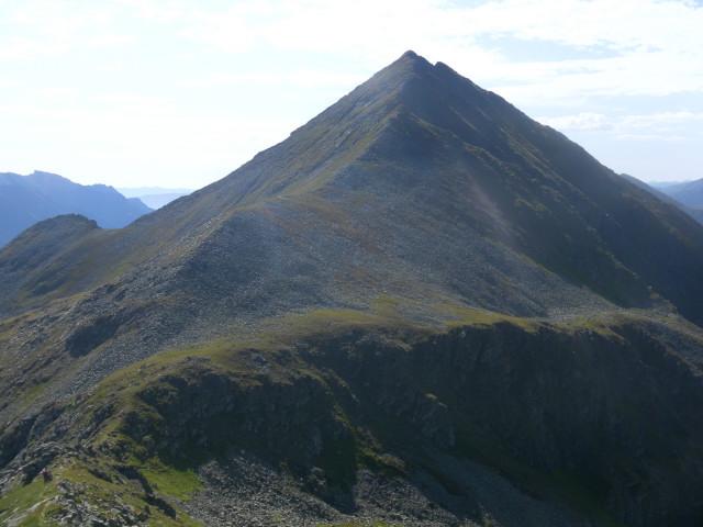 Foto: Wolfgang Lauschensky / Wander Tour / Gamskarlspitze (2411m) / Nordgrat der Gamskarlspitze / 24.08.2012 19:17:51