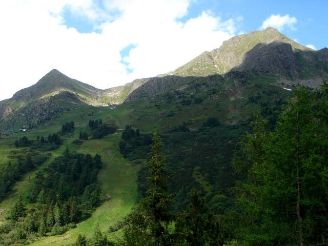Foto: berglerin / Wander Tour / Gamskarlspitze (2411m) / Plattenkogel und Gamskarlspitze / 28.07.2009 21:42:10