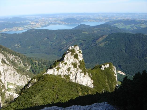 Foto: Manfred Karl / Kletter Tour / Brunnkogel Nordwestgrat / 31.07.2009 20:14:33