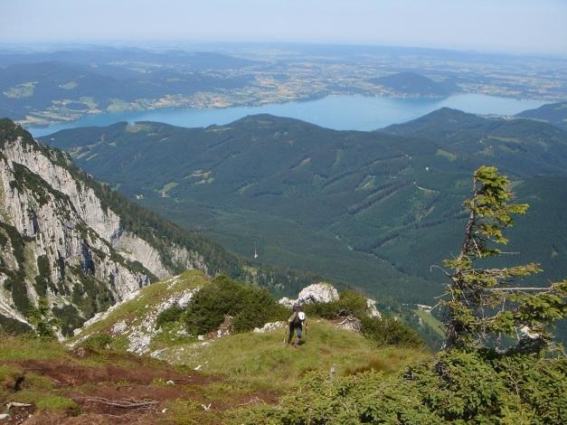 Foto: Manfred Karl / Kletter Tour / Brunnkogel Nordwestgrat / Kurz vor dem Gipfel / 31.07.2009 20:11:22