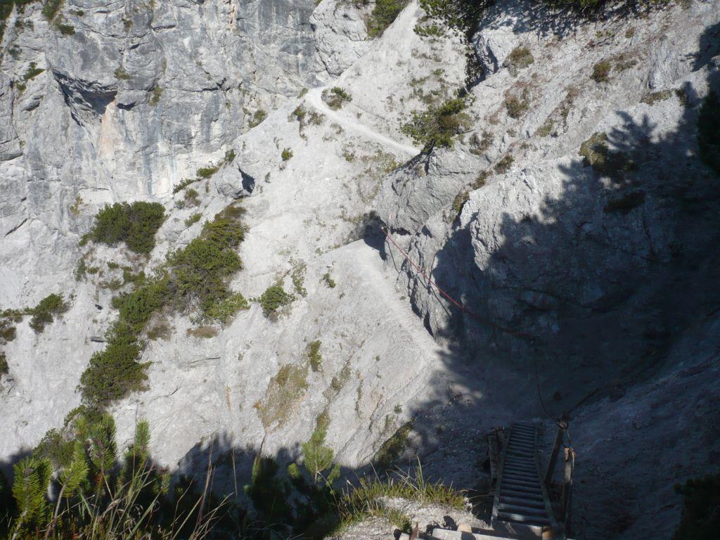 Foto: hwo1607 / Wander Tour / Persaifoissel, von Steinalm zur Peter Wiechenthaler Hütte / 03.10.2011 08:25:46