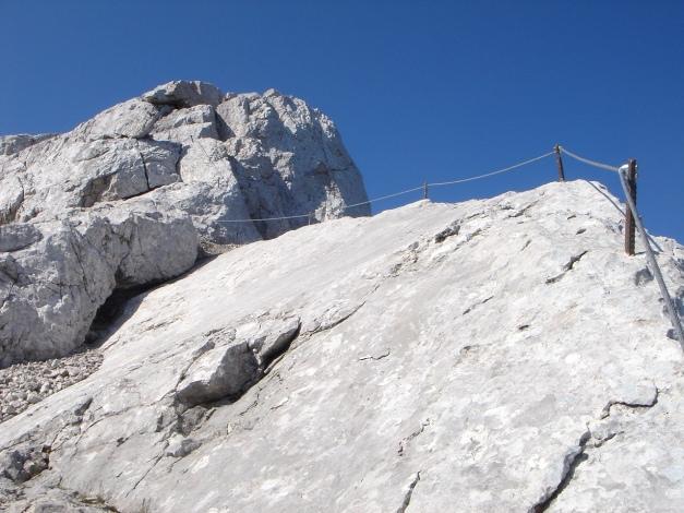 Foto: Manfred Karl / Klettersteig Tour / Schermberg, Tassilo Klettersteig / 02.08.2009 20:56:01