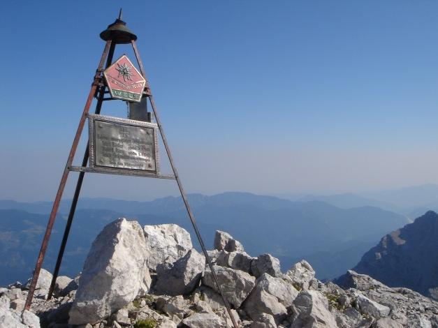 Foto: Manfred Karl / Klettersteig Tour / Schermberg, Tassilo Klettersteig / 02.08.2009 20:54:46