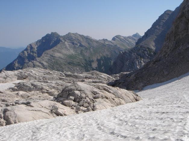 Foto: Manfred Karl / Klettersteig Tour / Schermberg, Tassilo Klettersteig / Unterm Sauzahn / 02.08.2009 20:53:38