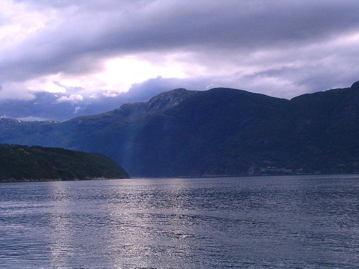 Foto: Andreas Koller / Wander Tour / Familienwanderung zum Voringfossen (ca. 300m) / 05.08.2009 13:46:21