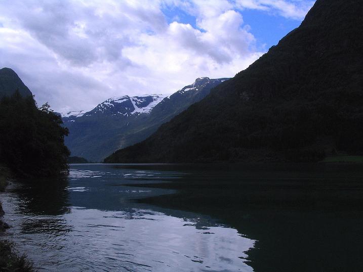 Foto: Andreas Koller / Wander Tour / Gletschererlebnis Briksdalsbreen (150 m) / 04.08.2009 19:19:51