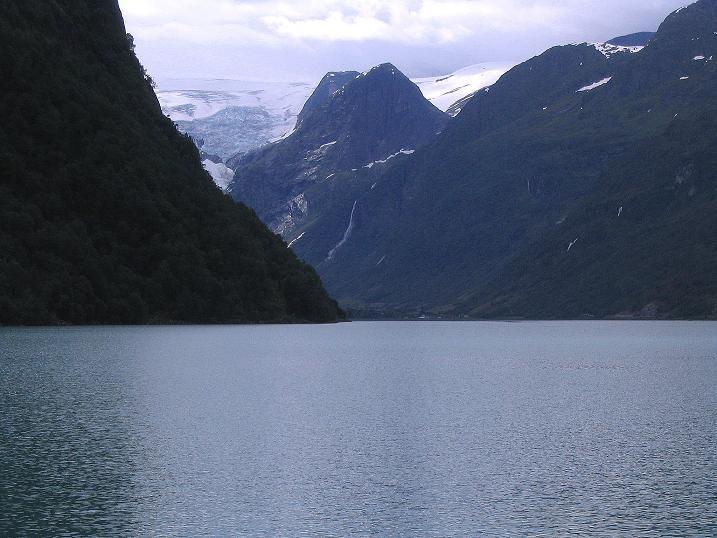 Foto: Andreas Koller / Wander Tour / Gletschererlebnis Briksdalsbreen (150 m) / Briksdal / 04.08.2009 19:19:37