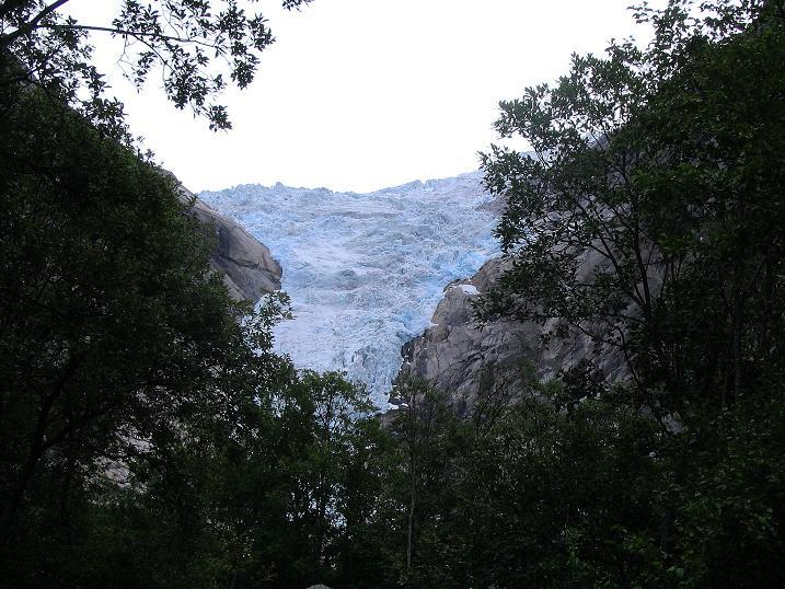 Foto: Andreas Koller / Wander Tour / Gletschererlebnis Briksdalsbreen (150 m) / 04.08.2009 19:15:17